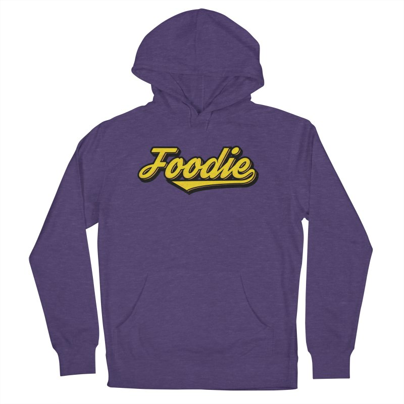 Foodie Men's French Terry Pullover Hoody by Avo G'day!