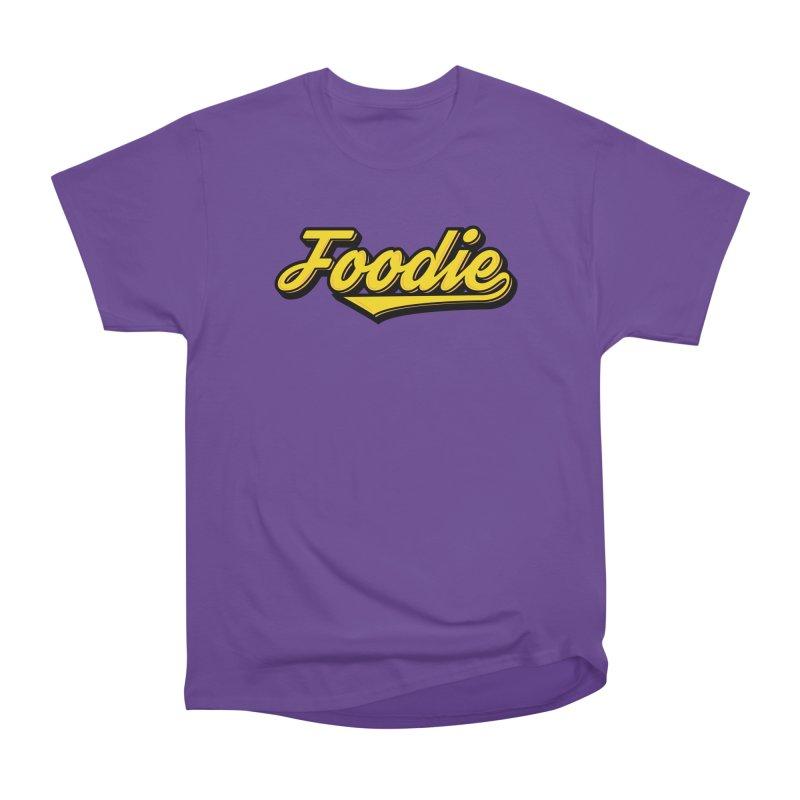 Foodie Women's Heavyweight Unisex T-Shirt by Avo G'day!