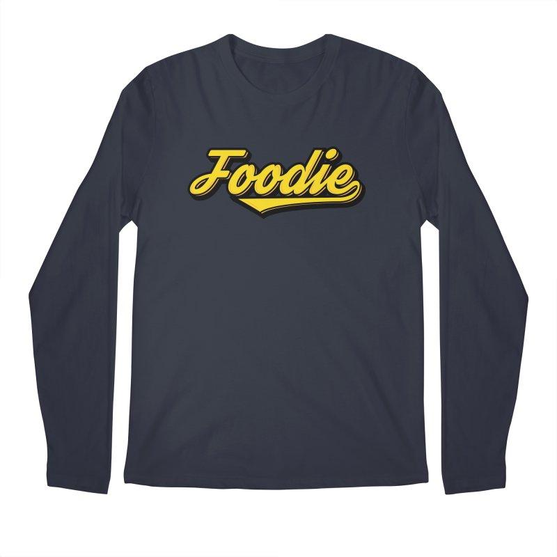 Foodie Men's Regular Longsleeve T-Shirt by Avo G'day!