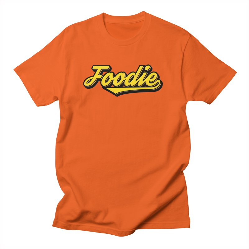Foodie Men's T-Shirt by Avo G'day!