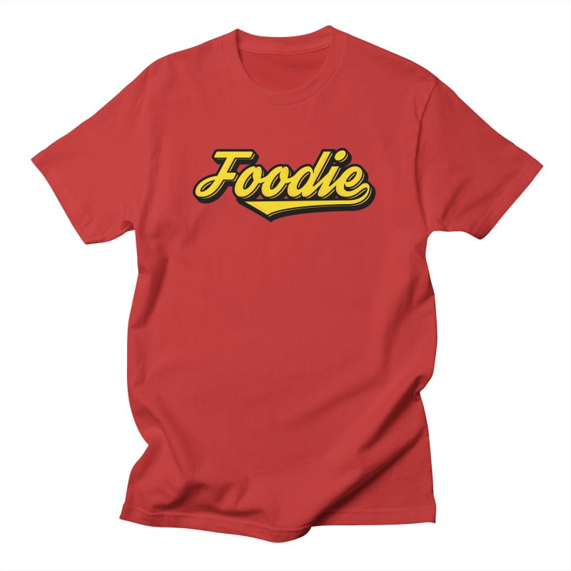 Foodie Men's Regular T-Shirt by Avo G'day!