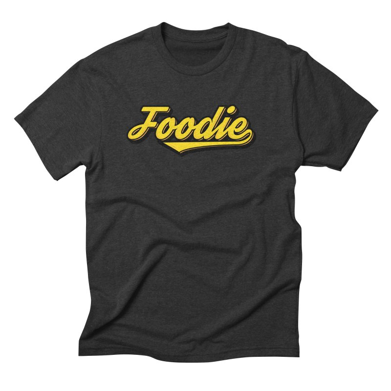 Foodie Men's Triblend T-Shirt by Avo G'day!
