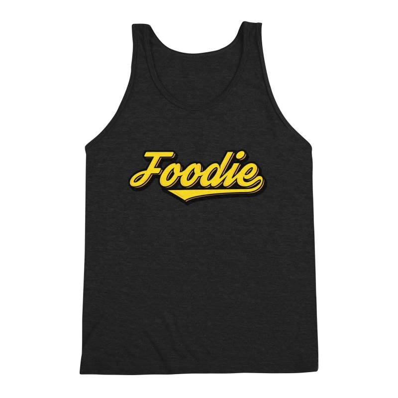 Foodie Men's Tank by Avo G'day!