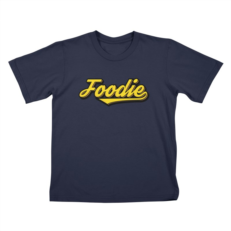 Foodie Kids Toddler T-Shirt by Avo G'day!