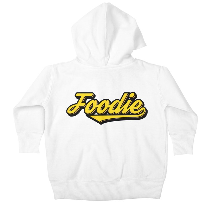 Foodie Kids Baby Zip-Up Hoody by Avo G'day!