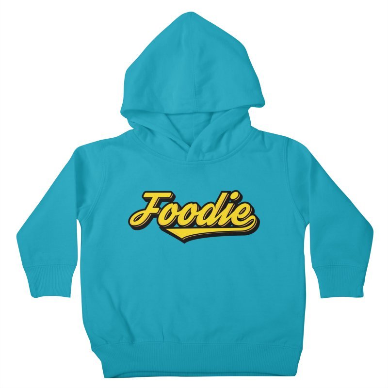 Foodie Kids Toddler Pullover Hoody by Avo G'day!
