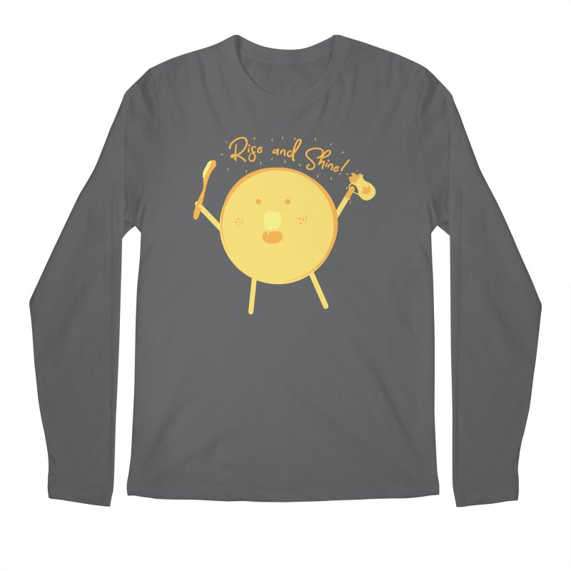 Rise and Shine! Men's Longsleeve T-Shirt by Avo G'day!