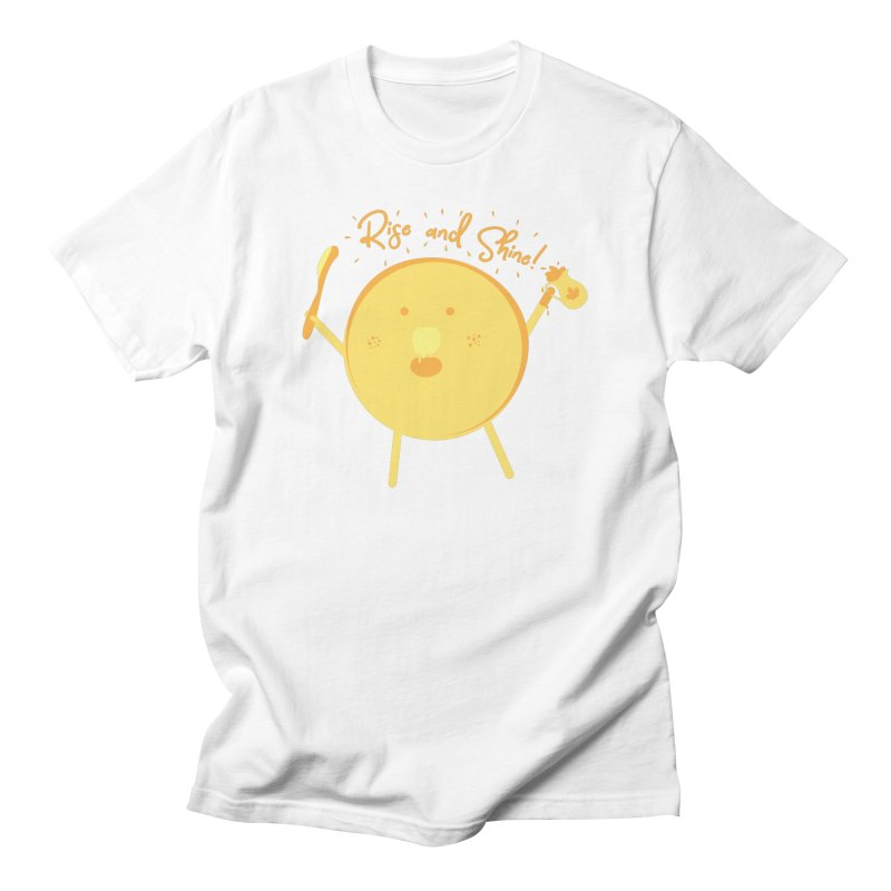 Rise and Shine! Men's T-Shirt by Avo G'day!