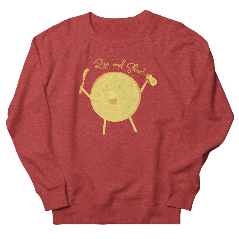 Rise and Shine! Women's Sweatshirt by Avo G'day!