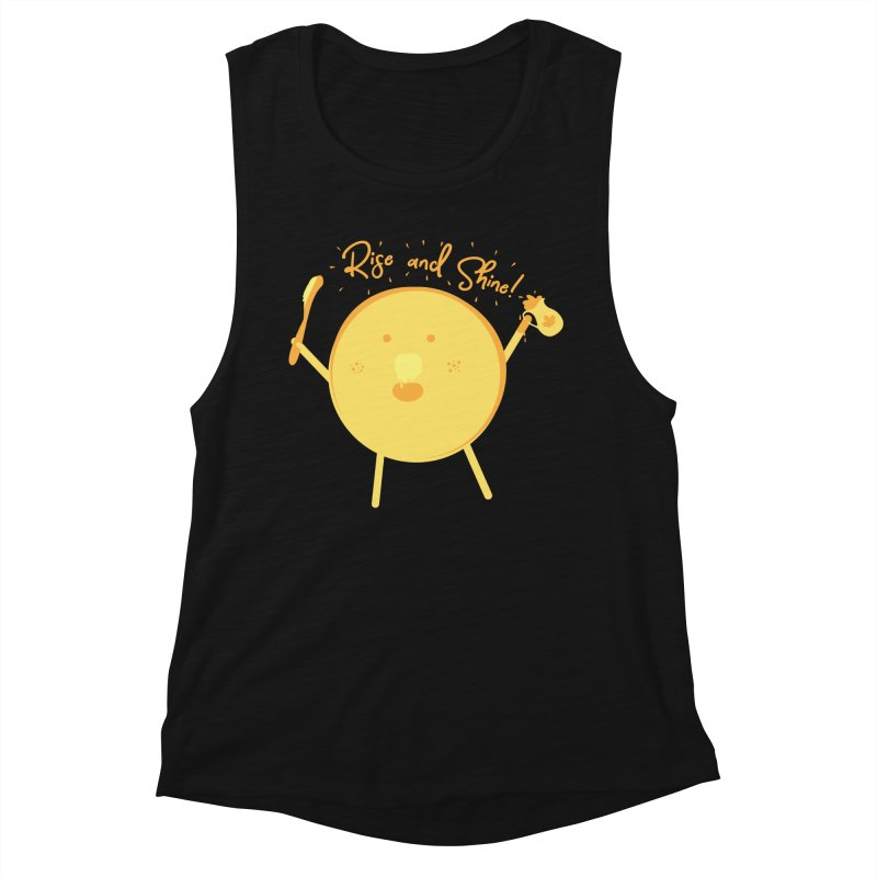 Rise and Shine! Women's Tank by Avo G'day!