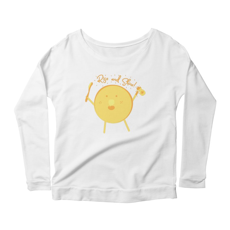 Rise and Shine! Women's Longsleeve T-Shirt by Avo G'day!