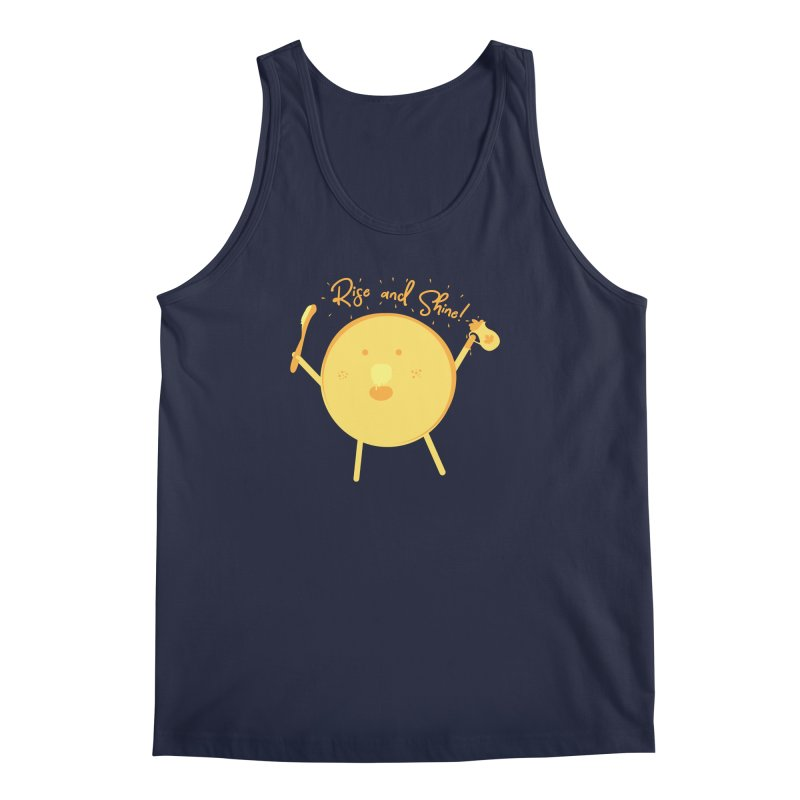 Rise and Shine! Men's Regular Tank by Avo G'day!