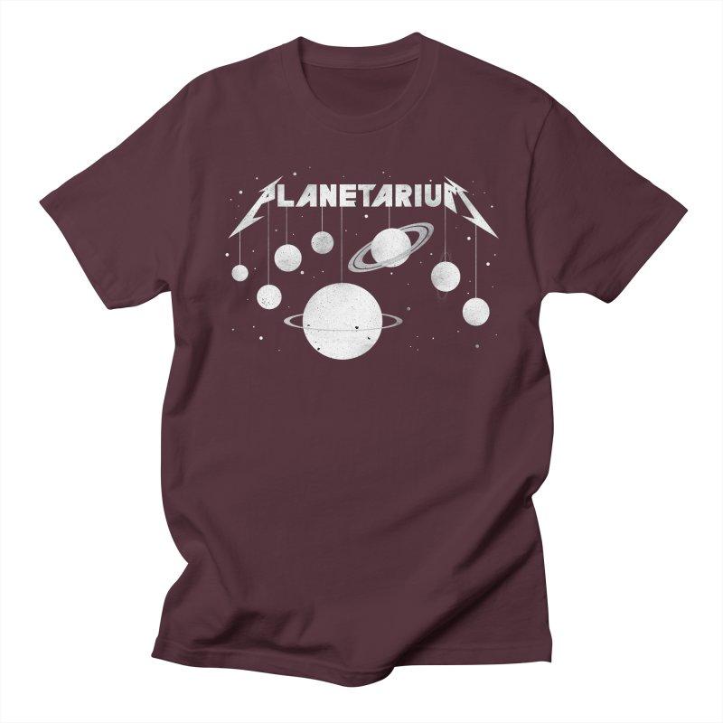 Planetarium Men's T-shirt by avoidperil Artist Shop