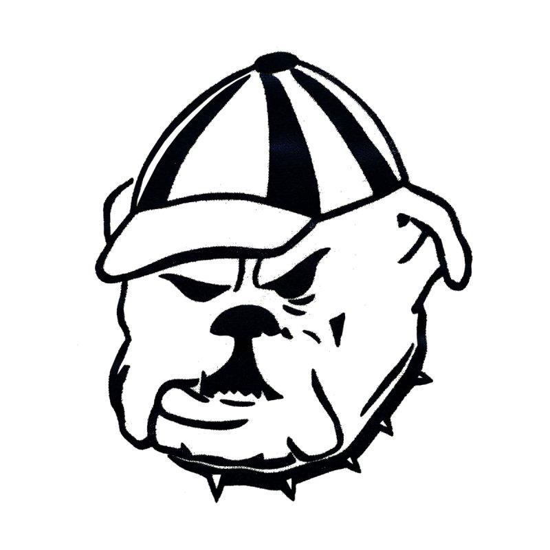 Chas. M. Bulldog Men's T-Shirt by Avondale Type Co.