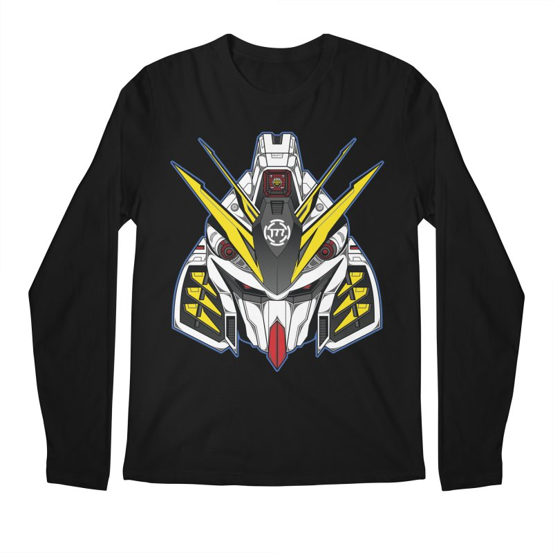 MACHINE TYPE 001 - SUPREME Edition Men's Longsleeve T-Shirt by AW177