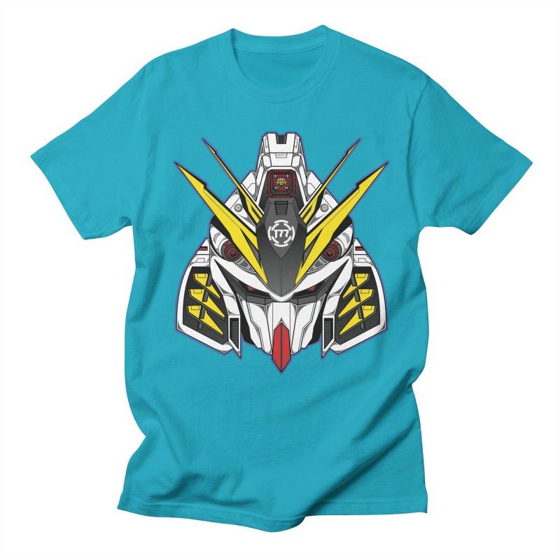 MACHINE TYPE 001 - SUPREME ED. Men's T-Shirt by AW177