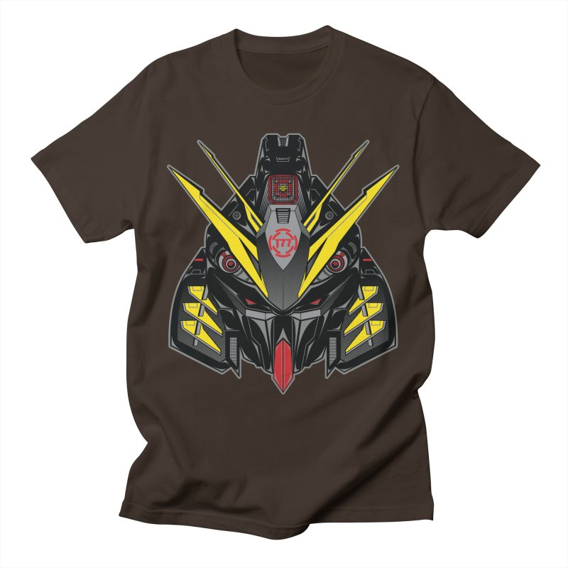 MACHINE TYPE 001 - STEALTH ED. Men's T-Shirt by AW177