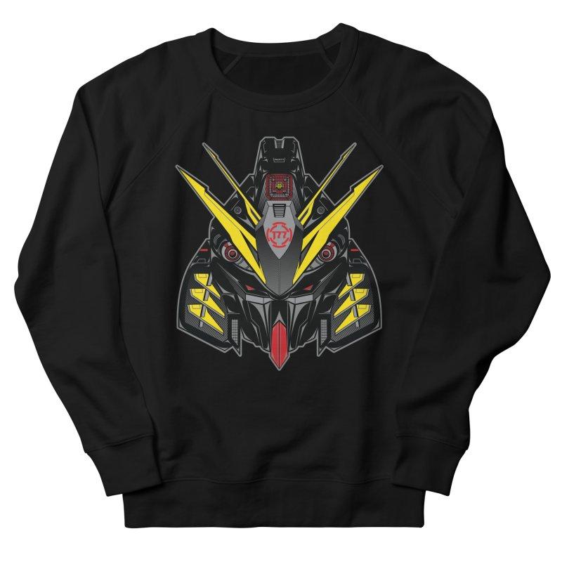 MACHINE TYPE 001 - STEALTH Edition Men's Sweatshirt by AW177