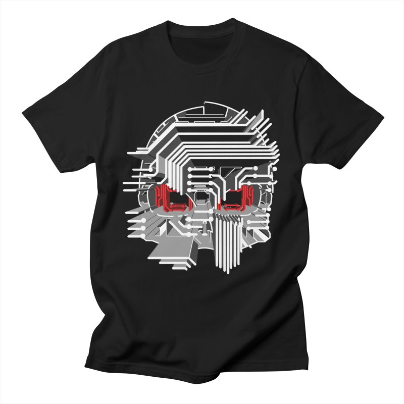 CIRCUIT DEATH Men's T-Shirt by AW177