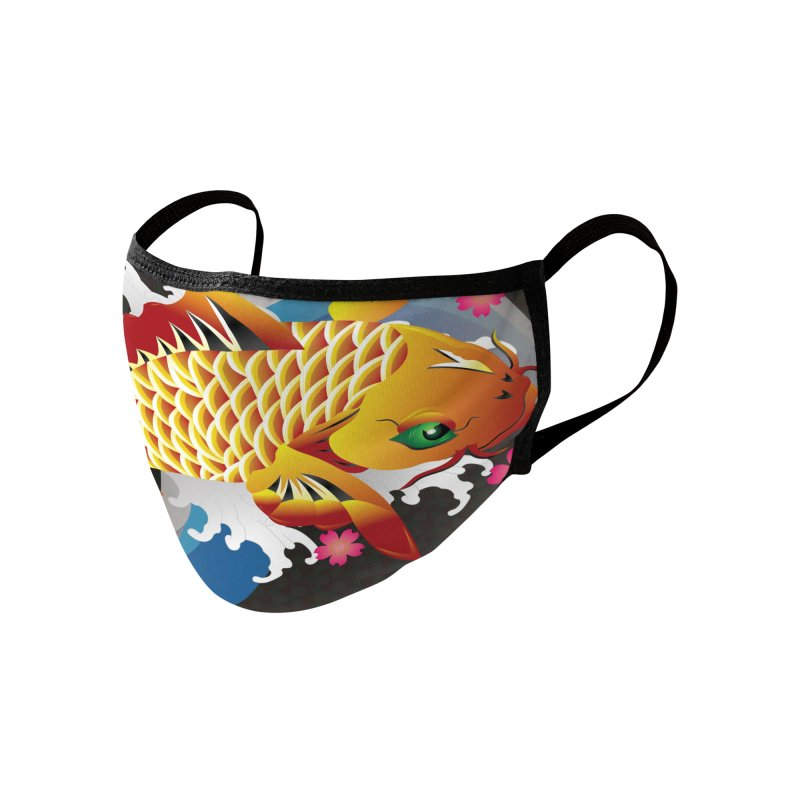 KOI Accessories Face Mask by AW177