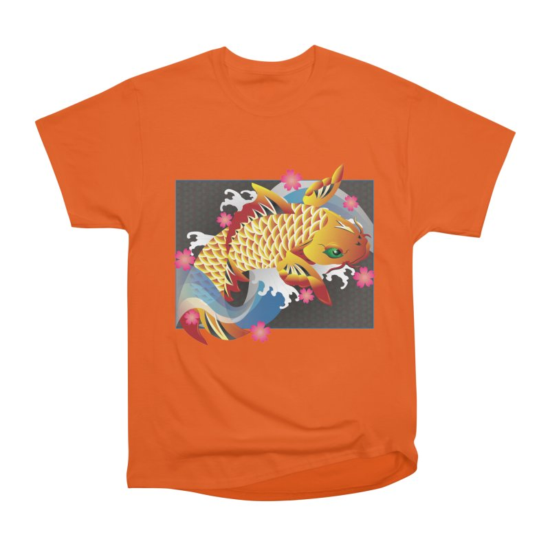 KOI Men's T-Shirt by AW177