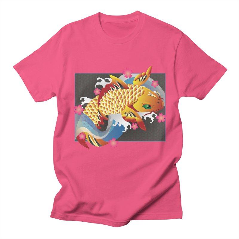 KOI Men's T-Shirt by AW177