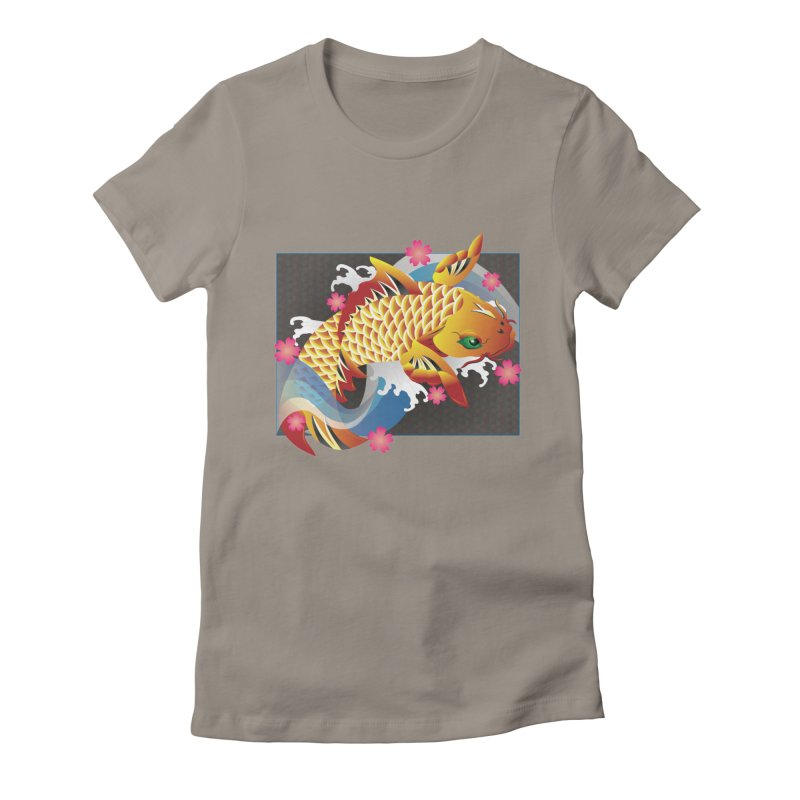 KOI Women's T-Shirt by AW177