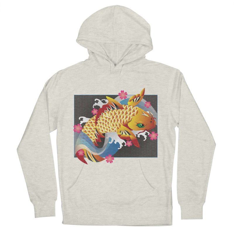 KOI Women's French Terry Pullover Hoody by AW177