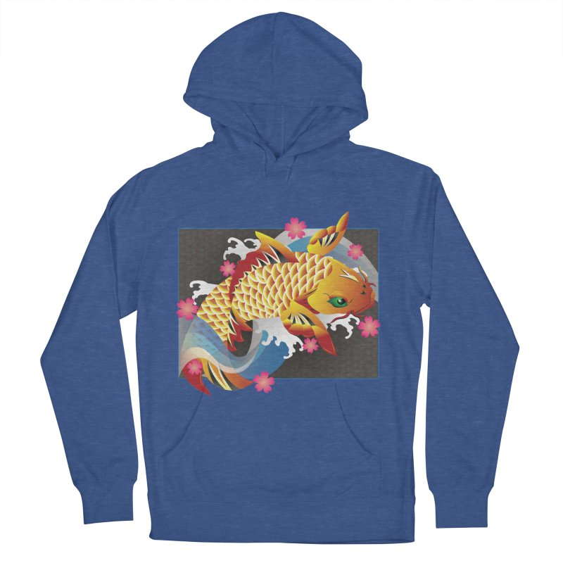 KOI Men's Pullover Hoody by AW177