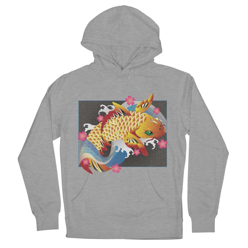 KOI Men's French Terry Pullover Hoody by AW177