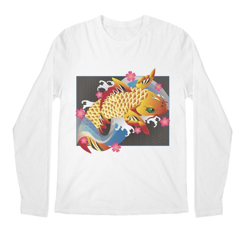KOI Men's Regular Longsleeve T-Shirt by AW177
