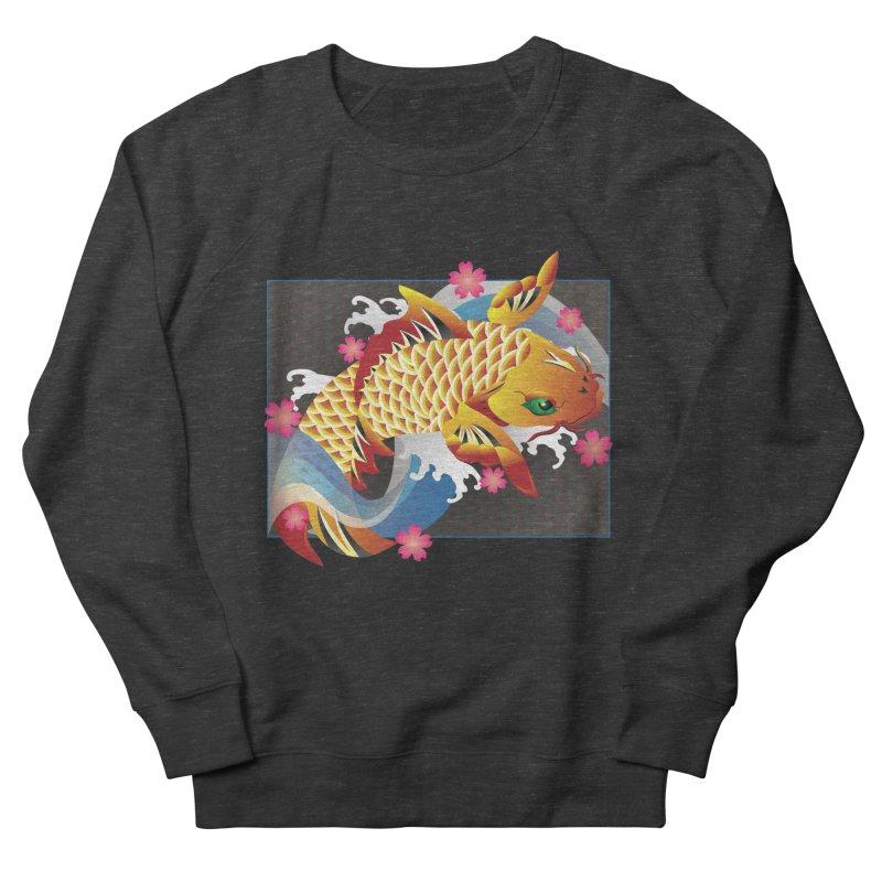 KOI Men's Sweatshirt by AW177