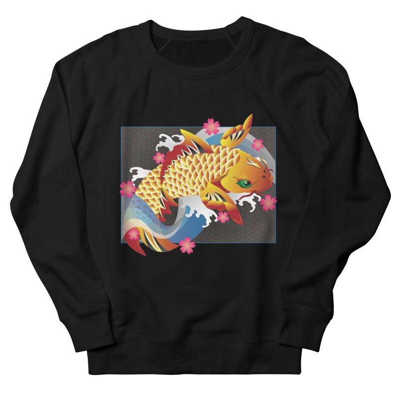 KOI Men's French Terry Sweatshirt by AW177
