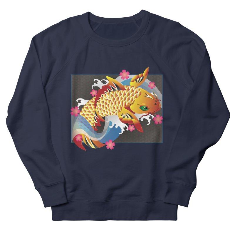 KOI Men's French Terry Sweatshirt by AW177