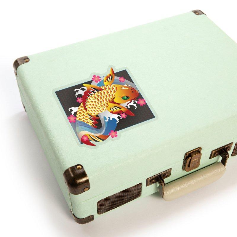 KOI Accessories Sticker by AW177