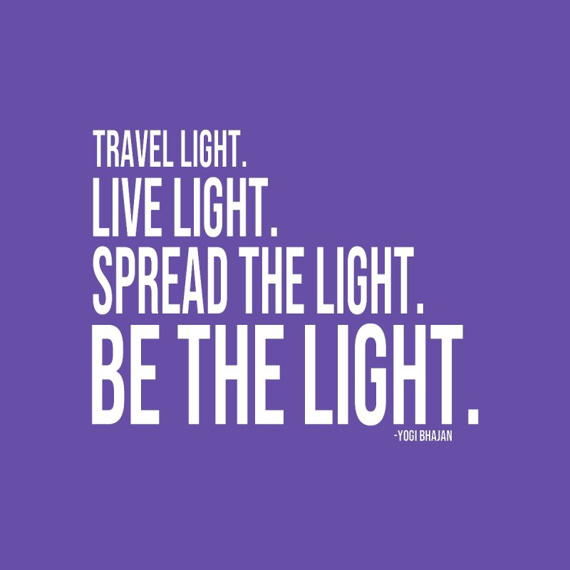BE THE LIGHT by AWAKEN INSIGHT