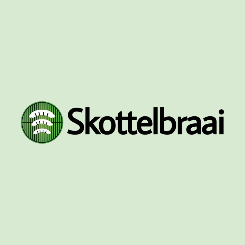 Skottelbraai (Dark) by awehapparel's Artist Shop