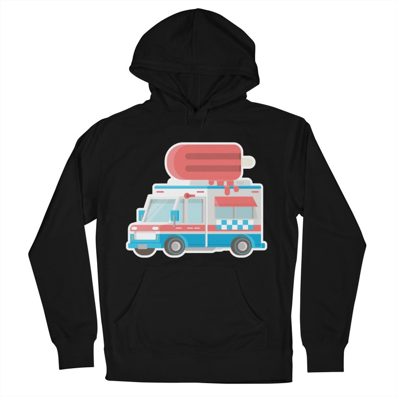 Le Truck Women's Pullover Hoody by awesombroso's Artist Shop