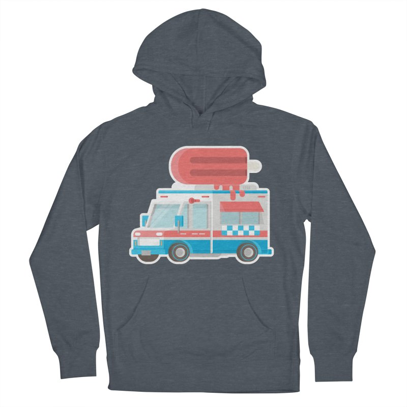 Le Truck Men's Pullover Hoody by awesombroso's Artist Shop