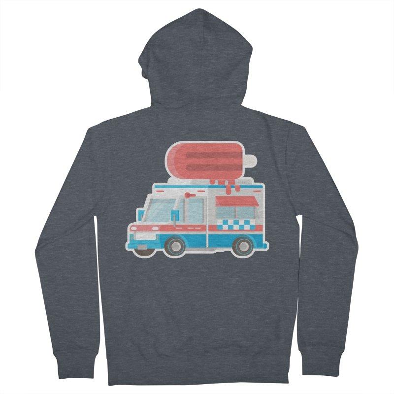 Le Truck Women's Zip-Up Hoody by awesombroso's Artist Shop