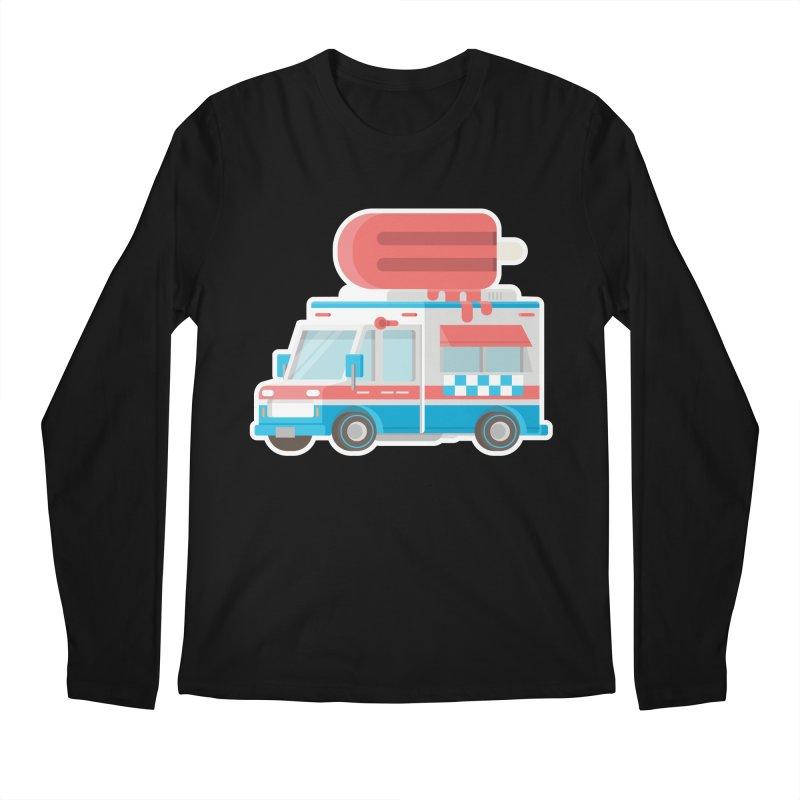 Le Truck Men's Longsleeve T-Shirt by awesombroso's Artist Shop