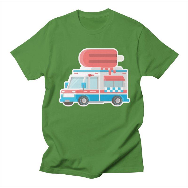 Le Truck Men's T-Shirt by awesombroso's Artist Shop