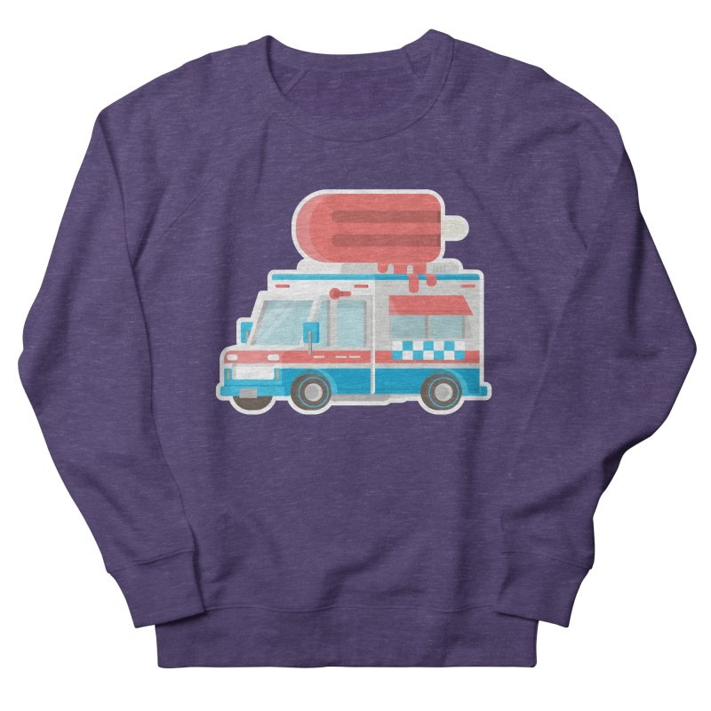 Le Truck Women's French Terry Sweatshirt by awesombroso's Artist Shop