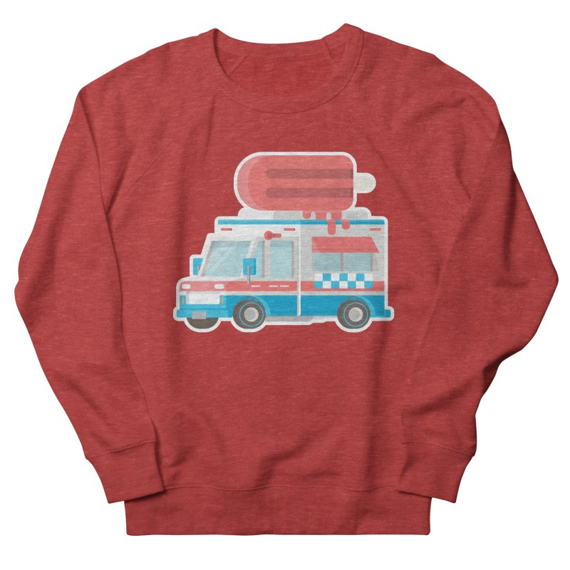 Le Truck Men's Sweatshirt by awesombroso's Artist Shop
