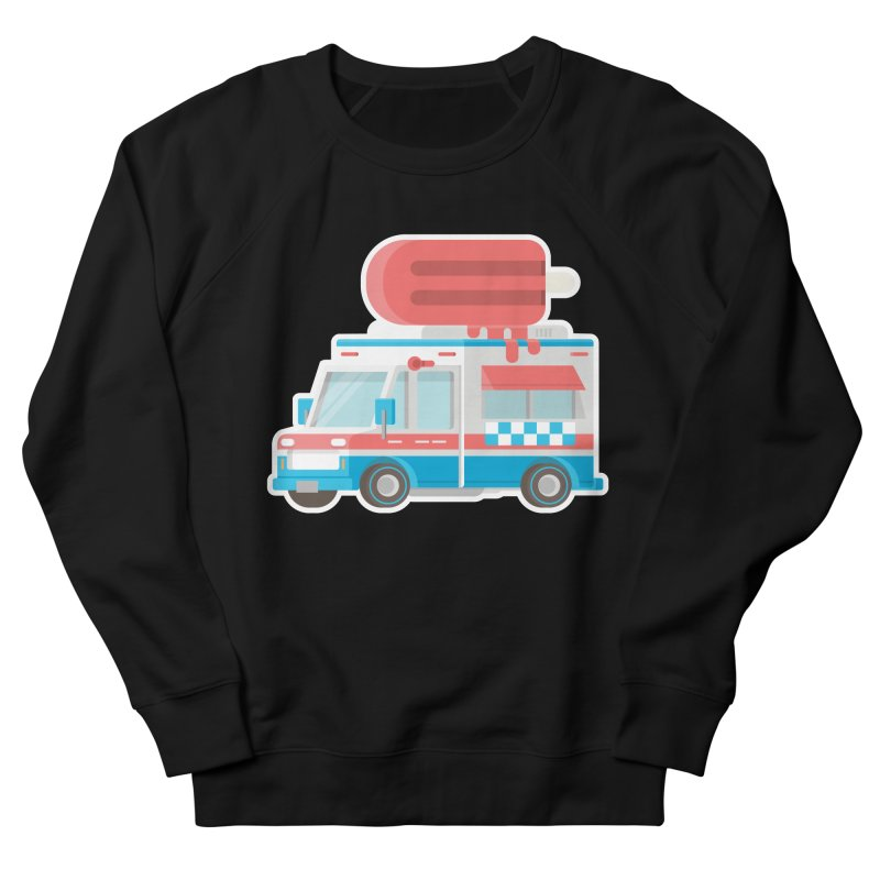 Le Truck Men's French Terry Sweatshirt by awesombroso's Artist Shop