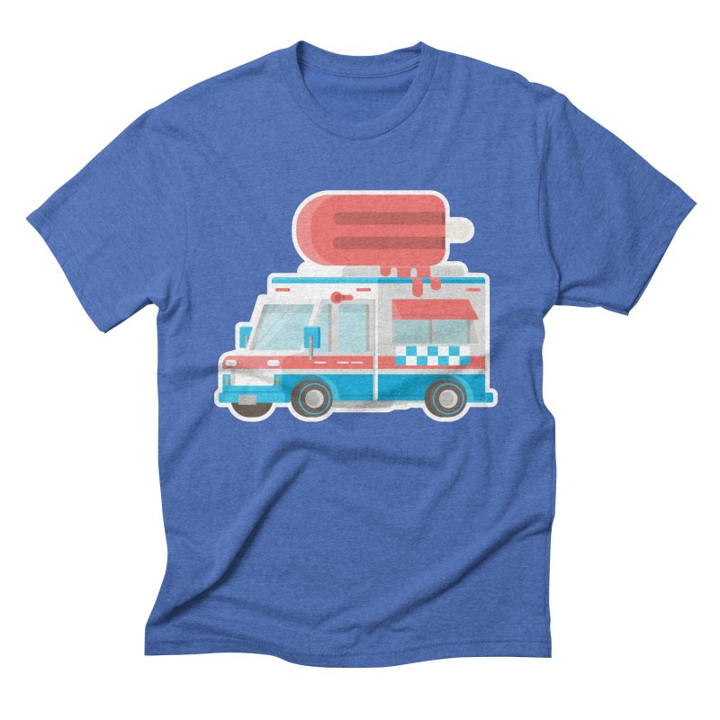 Le Truck Men's T-Shirt by awesombroso's Artist Shop