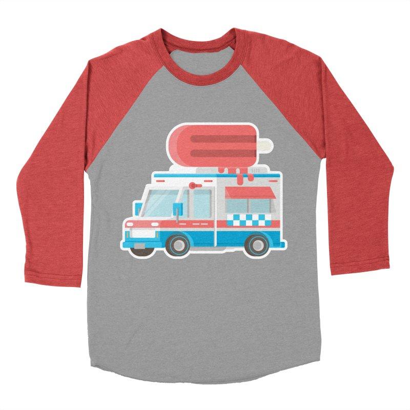 Le Truck Women's Baseball Triblend Longsleeve T-Shirt by awesombroso's Artist Shop