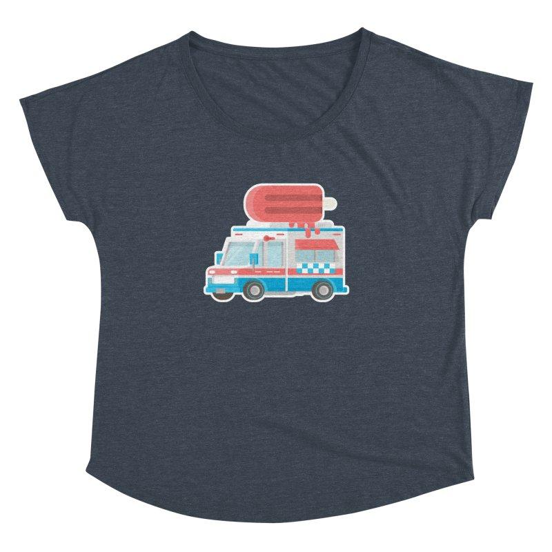 Le Truck Women's Dolman by awesombroso's Artist Shop