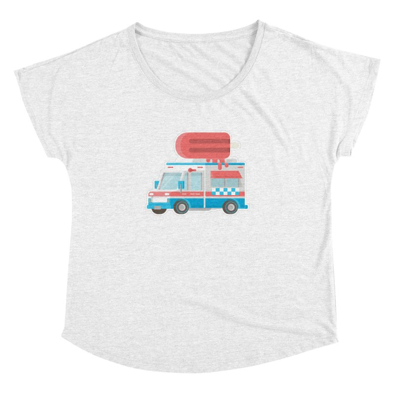 Le Truck Women's Dolman by awesombroso's Artist Shop
