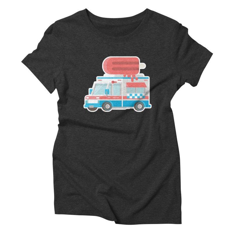 Le Truck Women's  by awesombroso's Artist Shop